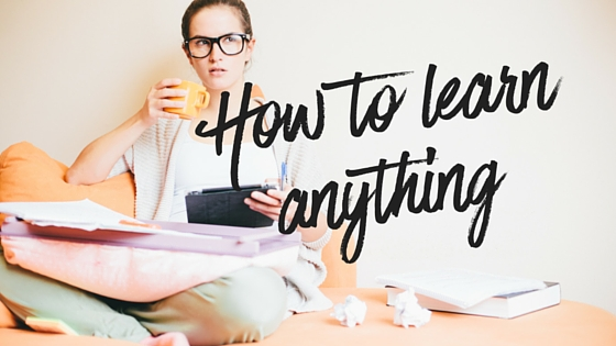 How to learn anything : 5 Tips to Help You Master Anything Especially Hula Hooping