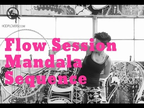 Spinning in Circles – Mandala Flow Session