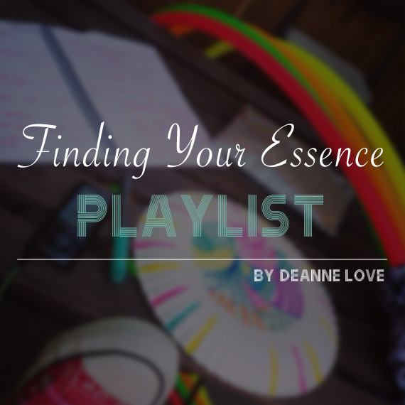 Finding Your Essence Music Playlist