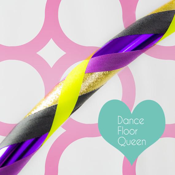 HOOPLOVERS Hula Hoop Dance Floor Queen