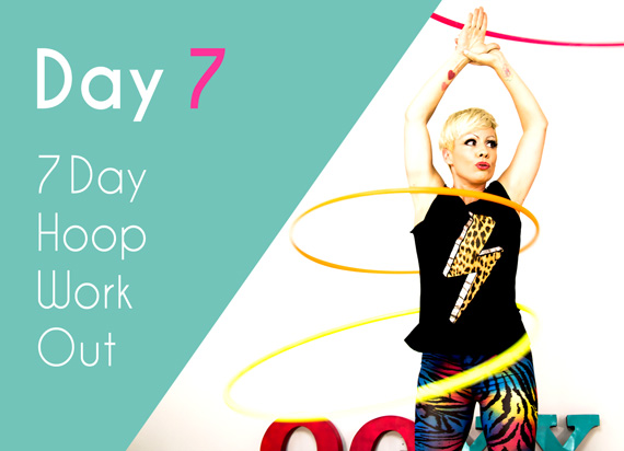 Day 7 – Birthday Hoop Jam Workout – 7 Day Hoop Challenge