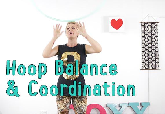 Hoop Balance tutorial