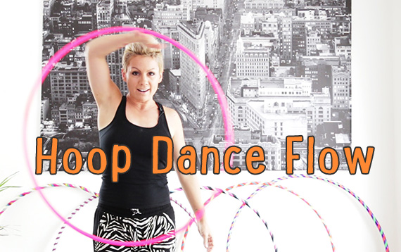 Creating Hoop Dance Flow