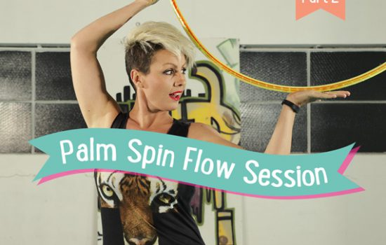 Palm Spin Flow Session