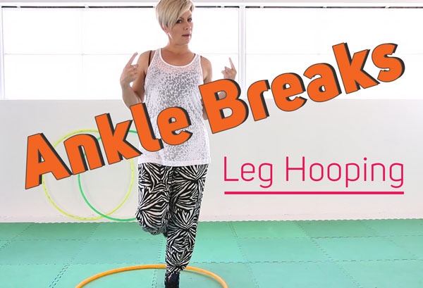 Ankle Breaks Hooping