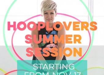 Hooplovers Summer Sessions – Hula Hoop Classes in Melbourne