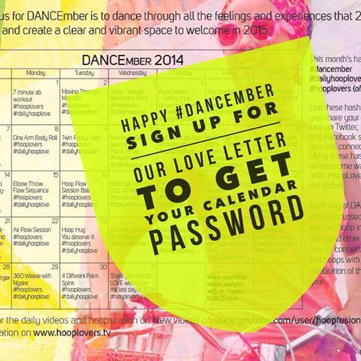 Protected: DANCEmber Calendar – Daily Hoop Love