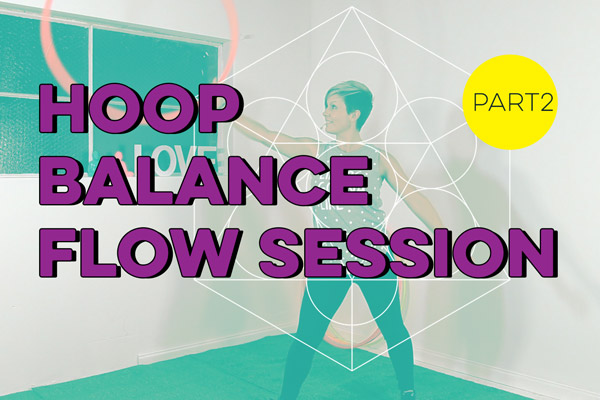 A Two Part Balanced Flow Session