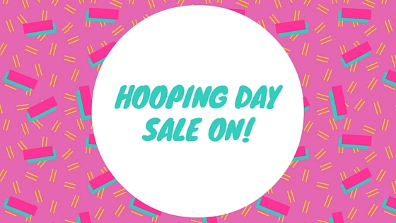 Hooping Day Sale