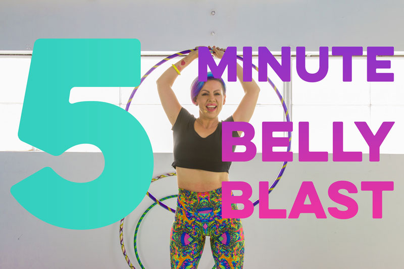 Holiday Workouts You Can Do in 5 Minutes