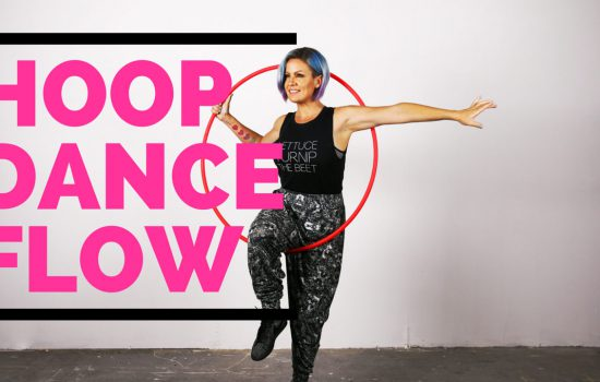 A Sequence to Activate Your Hoop Flow