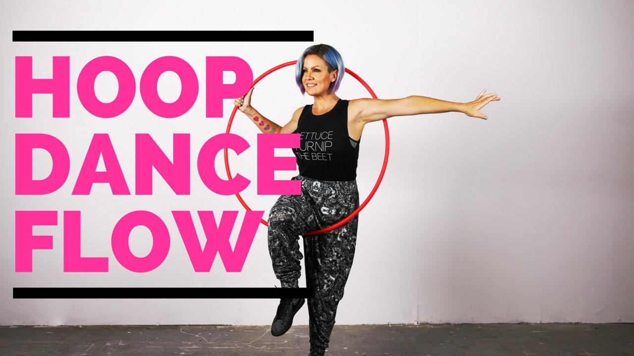 Hoop Dance Flow Activate your flow by Deanne Love Hooplovers