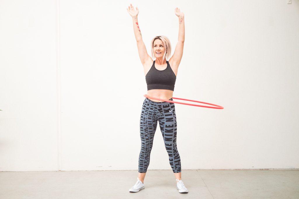 Hula Hoop Trick: Waist Hooping