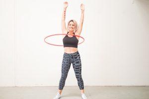 Hula Hoop Trick: Chest Hooping