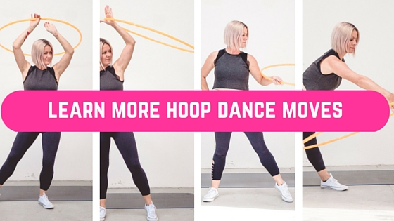 Learn to hula hoop online