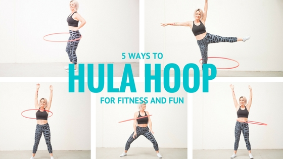 Have Fun While You Workout : Learn to Hula Hoop