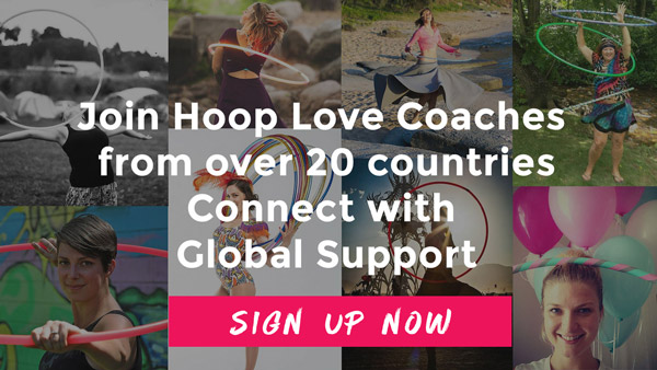 Sign up for Hoop Love Coaching for September
