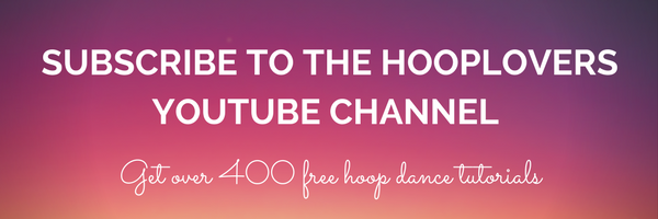 Hooplovers Youtube Channel Deanne Love for hooping tutorials hula hoop