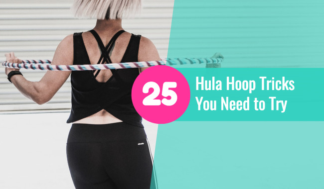 25 Hula Hoop Tricks with Tutorials : Fun Hand & Arms Tricks You Might Not Have Tried Yet