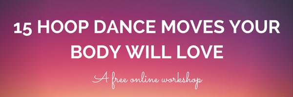 15 Hoop Dance Moves Free Hula Hoop Classes