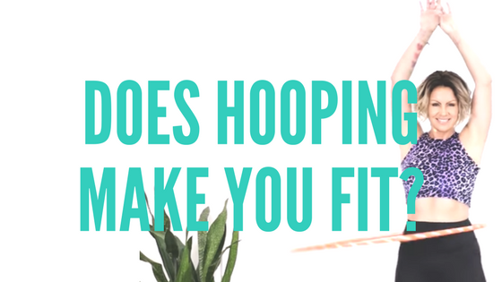 Does hula hooping really make you fit?