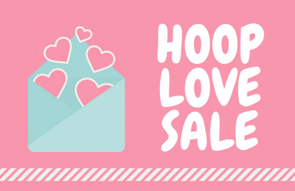 40% Off : Hoop Love Sale