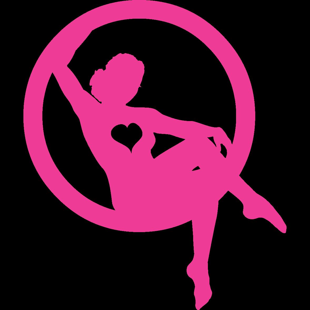 Learn Hula Hoop Hooplovers Logo