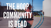 The hoop community is dead