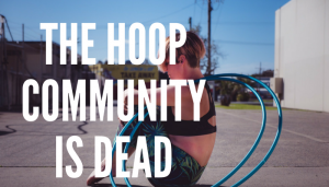 hoop community is dead