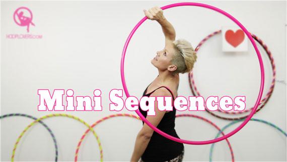 Mini Sequences Hula Hoop Tutorial by Deanne Love