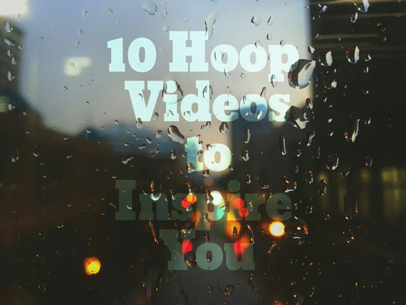 10 Hula Hoop Videos toinspire you