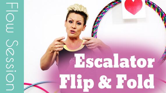 Escalator Flip Fold