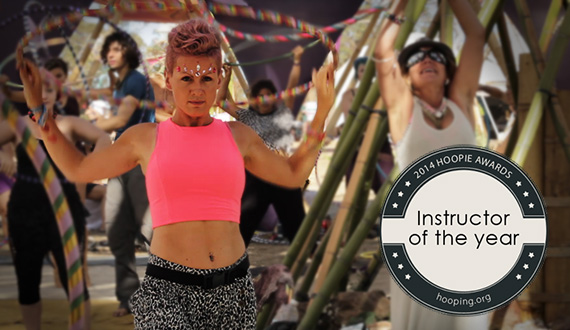 Deanne Love Instructor of the Year