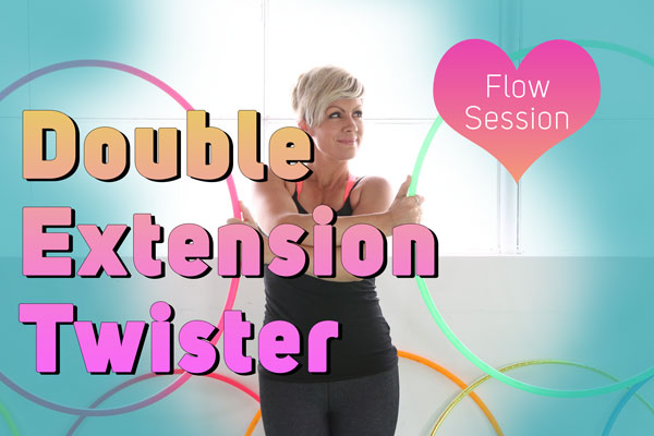 Twin Hoops Extension Twisters