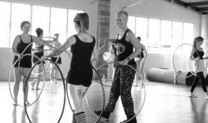 Hula Hoop Classes Teaching Hoopdance in Brisbane Australia