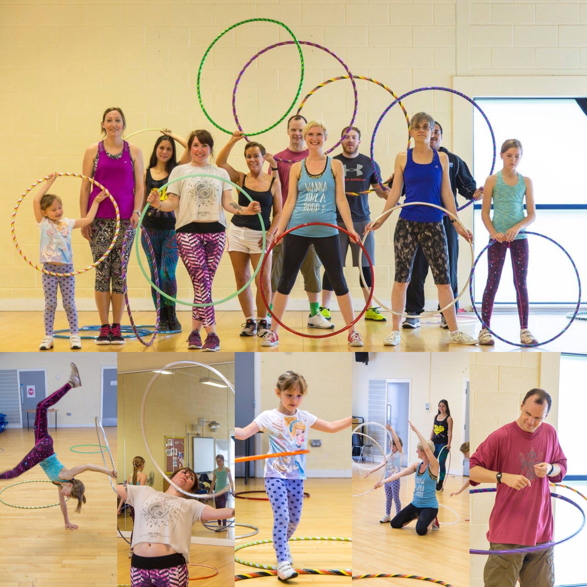 Hoop Love Coach Teacher hula hoop classes in UK