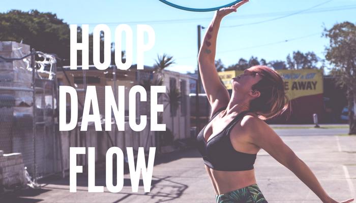 how to find hoop dance flow