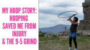 Hooping saved me from injury and the 9-5 grind : My hoop story