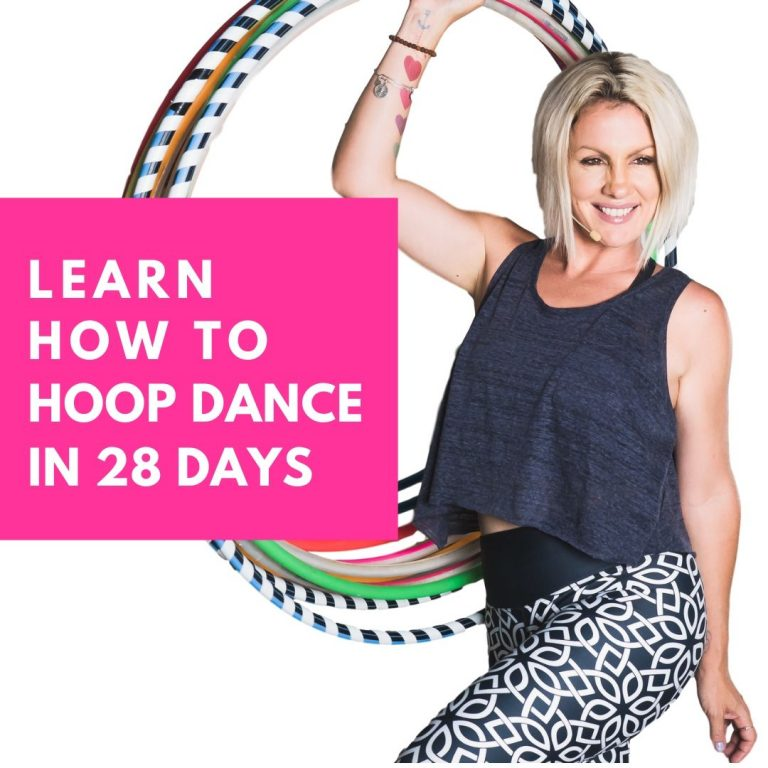 Learn Hoop Dance in 20 Days Online Hula Hoop Course with Deanne Love