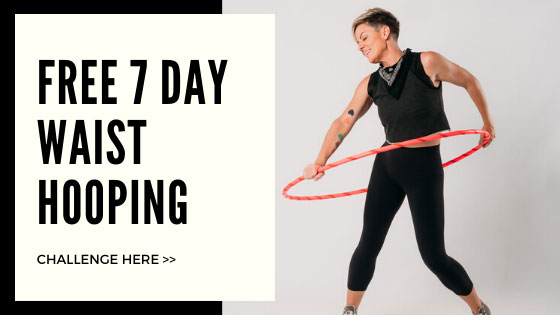 Free Waist Hooping Online Challenge with Deane Love
