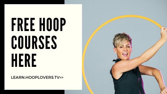 Hooplovers Free Online Hula Hoop Courses to join