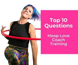 July 2020 Hoop Love Coach training